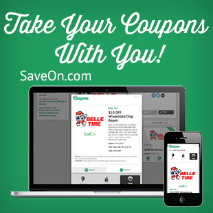 Take Your Coupons with You